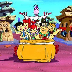 Classic Cartoon Characters, Classic Cartoons, Cartoon Tv, Disney Characters, Flintstone Cartoon, Fred Flintstone, Hanna Barbera, 1980 Cartoons, Classic Tv