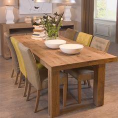 Tafel en stoel - Meubitrend