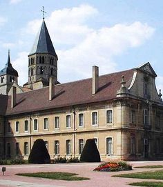 Cluny Abbey (910) France