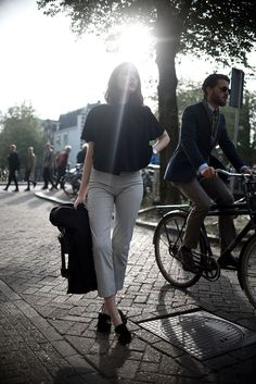 Amsterdam Outfits (Shot From The Street)