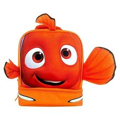 Finding Dory Nemo Lunch Bag >>> You can get more details by clicking on the image.