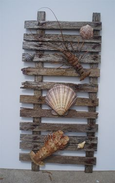 Beach Decor.  Must do!!