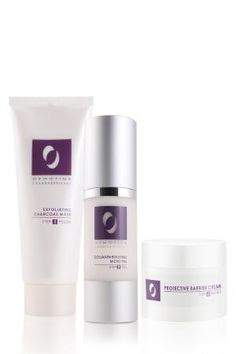 Micro Peel Skin Resurfacing System from Osmotics.com - This gentle skin resurfacing system is designed to jumpstart and enhance your basic skin care regimen. These three steps work together to safely and effectively resurface your skin's texture, refresh tired, dull, stressed skin and visibly reduce the signs of aging. $86
