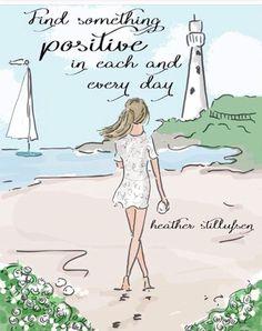 Enuentrar algo positivoEn cada día!!! !