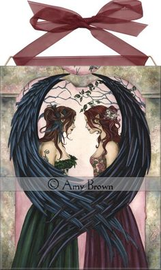 Sisters Tile <BR>by Amy Brown