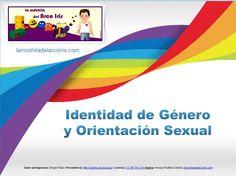 Guía práctica para explicar la Identidad de género y la Orientación sexual para peques y personas con diversidad funcional | La Mochila del Arco Iris