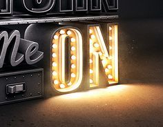 """Check out this @Behance project: """"Turn Me On"""" https://www.behance.net/gallery/16969073/Turn-Me-On"""