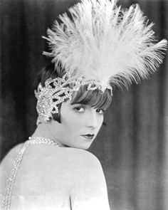 Louise Brooks as 'Miss Bayport' - 1926 - The American Venus - Directed by Frank Tuttle - @~Mlle