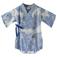 Baby Kimono Rompers - Yanagi 柳の木 – Haha no yume 母の夢 Baby Kimono, Love Hug, Donate To Charity, Fashion Brands, Baby Kids, Kids Fashion, Cotton Fabric, Rompers, Comfy