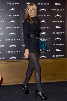 Kate Moss - Longchamp Regent Street Grand Opening Party