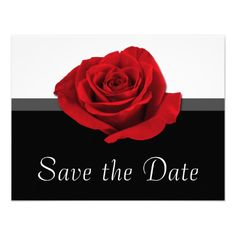 Our Love Rose ~ Save the Date Custom Announcement This DealsReview from Associated Store with this Deal...