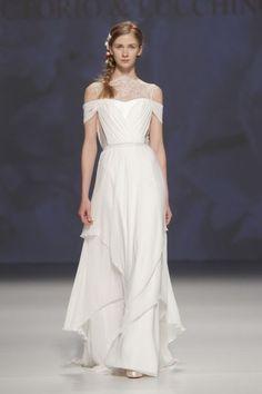 Amor amor nupcial: Así lucen los vestidos de novia primavera 2015 de Victorio