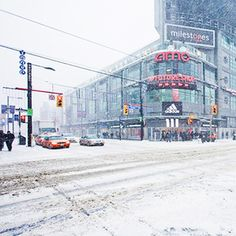 #Toronto, Canada. Who knows the street name?