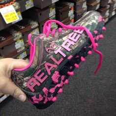 Realtree Camo Tennis Shoes at Show Dept