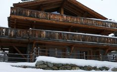 The stunning Chalet Maurine, the best located chalet in Verbier Ski Lift, Contemporary Decor, Mountain View, Switzerland, Living Spaces, Sleep, Cabin, Luxury, House Styles