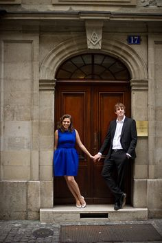 Couple pre wedding portrait session shot by olivier Lalin from WeddingLight Paris in Geneva Switzerland