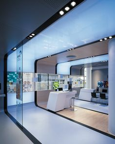 Energy cells: RWE Customer Service Centre by D'art Design Gruppe    Read more: http://www.dzinetrip.com/2012/02/energy-cells-rwe-customer-service.html#ixzz1nj3XT2mV