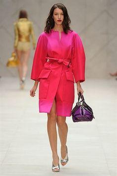 Burberry Prorsum at London Fashion week, Spring/Summer 2013