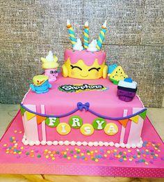 """#shopkinscake #shopkins #cakejakarta"""