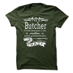 Best ButCher Shirt - #diy gift #gift amor. BEST BUY => https://www.sunfrog.com/LifeStyle/Best-ButCher-Shirt.html?id=60505