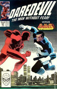 Daredevil #257 (Marvel Comics).