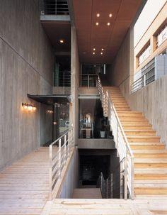 북이십일사옥주출입구/방철린 Book21 HQ Office bldg.  by BangChulrin /Achitect Group CAAN