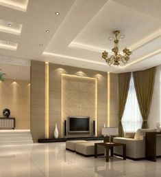 48 Unique and Simple Ceiling Design - Modern Home Design Simple False Ceiling Design, House Ceiling Design, Ceiling Design Living Room, Bedroom False Ceiling Design, Best Living Room Design, Home Ceiling, Modern Ceiling Design, Floor Ceiling, Modern Design