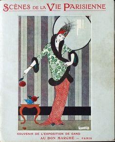 Georges Barbier Illustration