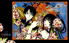 Download xxxHOLiC: xxxHolic Rei Illustration 2 (1920x1200) - Minitokyo