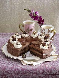 Das Rezept für Großherzogin-Louise-Torte und weitere kostenlose Rezepte auf LECKER.de