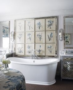 BATHROOM – The Enchanted Home: Designer Spotlight: John Jacob Interiors- an encore!