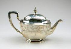 Teapot BLACK, STARR AND FROST, LTD. (AMERICAN, 1874–1990) C. 1910