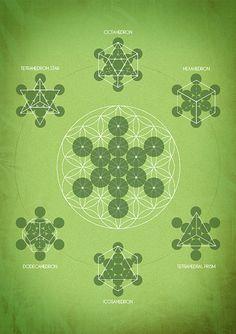 I like this sacred Geometry.