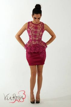 Blusa de encaje Falda con encaje