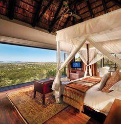 Romantic Hotels with a Honeymoon Suite: Four Seasons Safari Lodge Serengeti