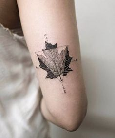 They're ethereal, feminine and damn cool: Botanical tattoos are having a major moment