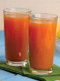 Havuç, limon, kereviz Tarifi -(kışın hastalıklara kalkan,cilt güzelliği için faydalı. .)