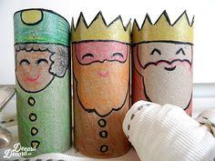 Decoración Tres Reyes Magos
