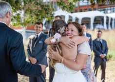 Chesapeake Bay Foundation Wedding // Annapolis, MD #Pinkandpurple #MaryBrunstPhotography #weddingstyle #beachwedding #annapolis #annapoliswedding #wedding #weddingstyle #brideandmom #motherofthebride