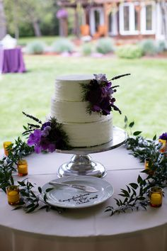 A Casual Garden Wedding in Boulder from Devon K Photography Flowers by The Perfect Petal