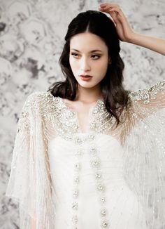 Ida Sjostedt gown..