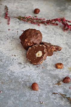 Hemmagjorda ferrero rocher | Sweet and Simple