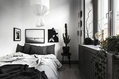 Small apartment in grey tones - FLOORPLAN gravityhomeblog.com - instagram - pinterest - bloglovin