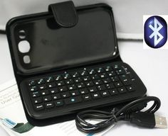 TOP® Wireless Removable Bluetooth Keyboard Leather flip case cover for samsung galaxy S3 Siii i9300 in Black Color, keyboard case for samsung galaxy s3 i9300, galaxy s3 case, bluetooth keyboard for galaxy note, funny case for samsung galaxy s3, bling case for samsung galaxy s3, samsung galaxy s3 case by Top Smartphone Accessory Products Limited, http://www.amazon.com/dp/B00AHQ0F5M/ref=cm_sw_r_pi_dp_fJj2qb0K1CN4A