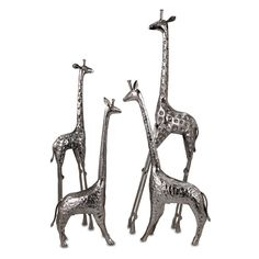 Set of 4 Safari Giraffes - Beyond the Rack