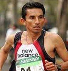 Los Mejores Maratonistas Mexicanos  El # 6 Benjamin Paredes