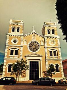 Iglesia de Maunabo, Puerto Rico