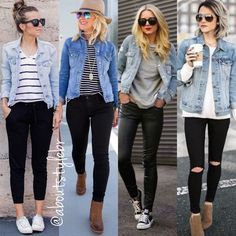 Women's Fashion Tips .Women's Fashion Tips Mom Outfits, Casual Outfits, Fashion Outfits, Womens Fashion, Fashion Tips, Hijab Fashion, Black Jeans Outfit Casual, 2000s Fashion, Color Fashion