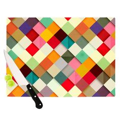 Pass This On Cutting Board by Kess InHouse