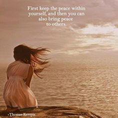 How To Feel Peaceful: https://www.facebook.com/sony.crystal1/posts/10210598334213594